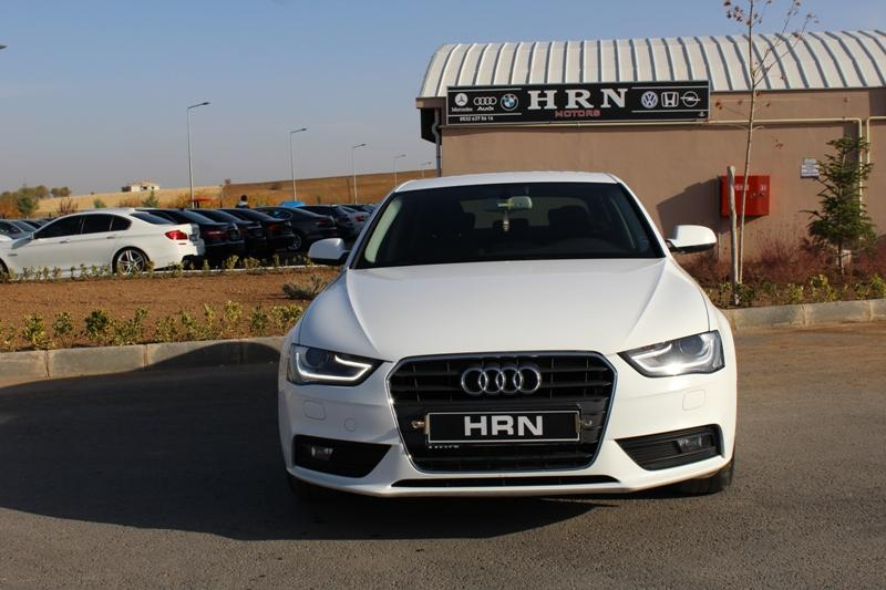 2014 AUDİ A4 2.0 TDI MULTİTR